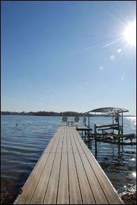 Geist Reservoir